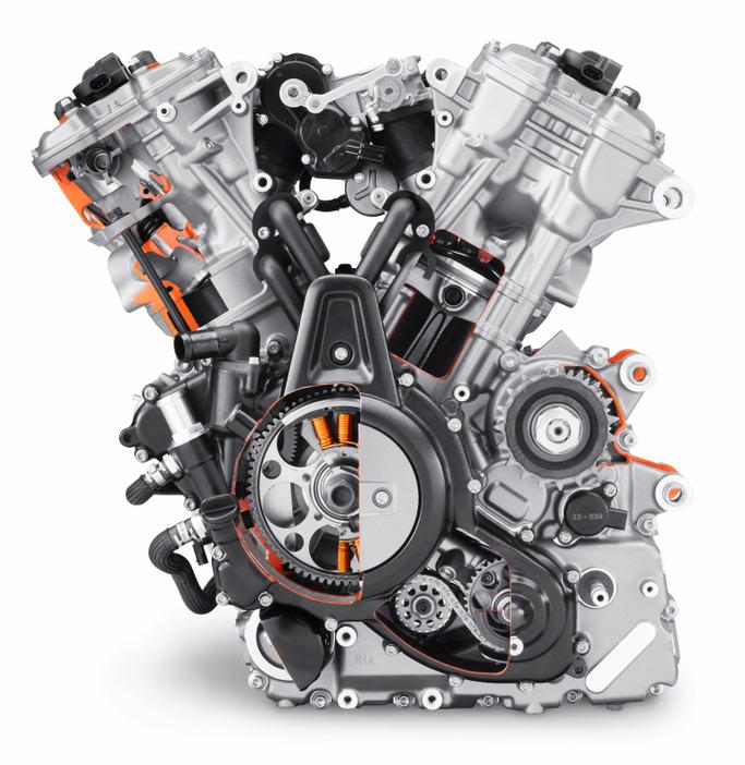 Pan America Cut-Away-Engine