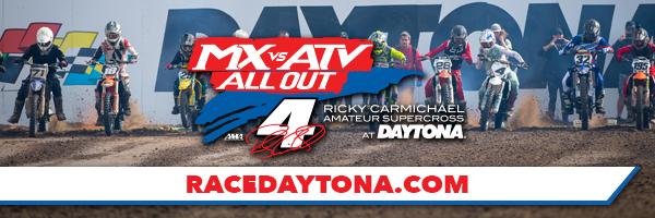 2021 Ricky Carmichael Amateur Supercross banner