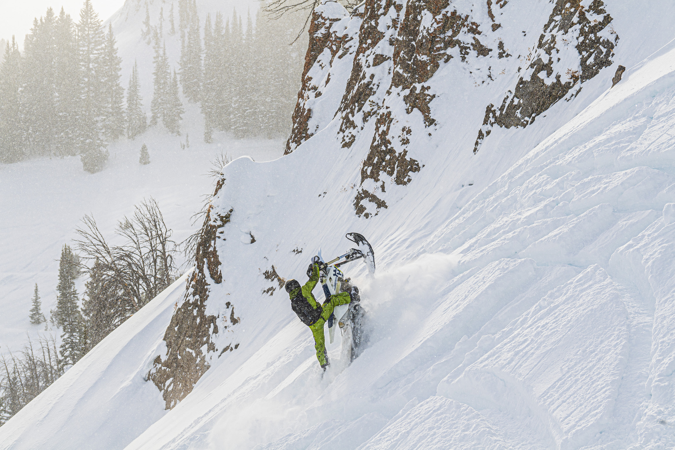 2022 Timbersled Snow Bike System Lineup