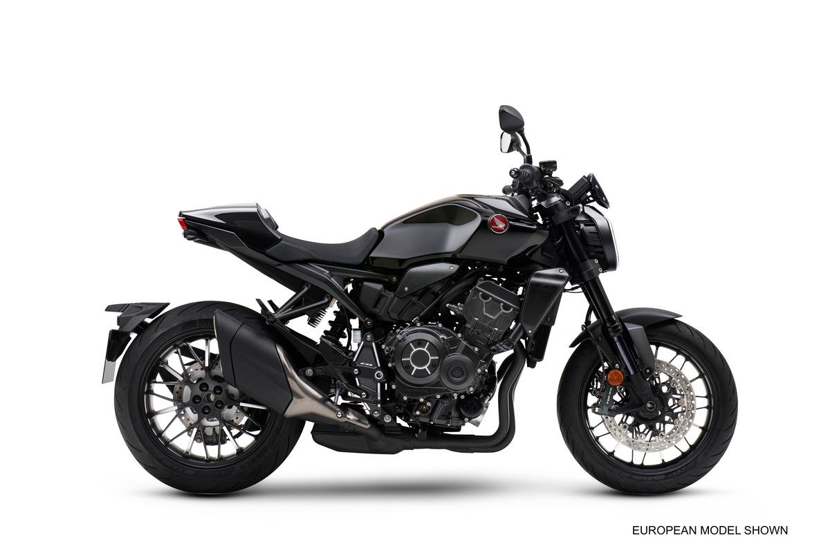 2021 Honda CB1000R Black Edition RHP