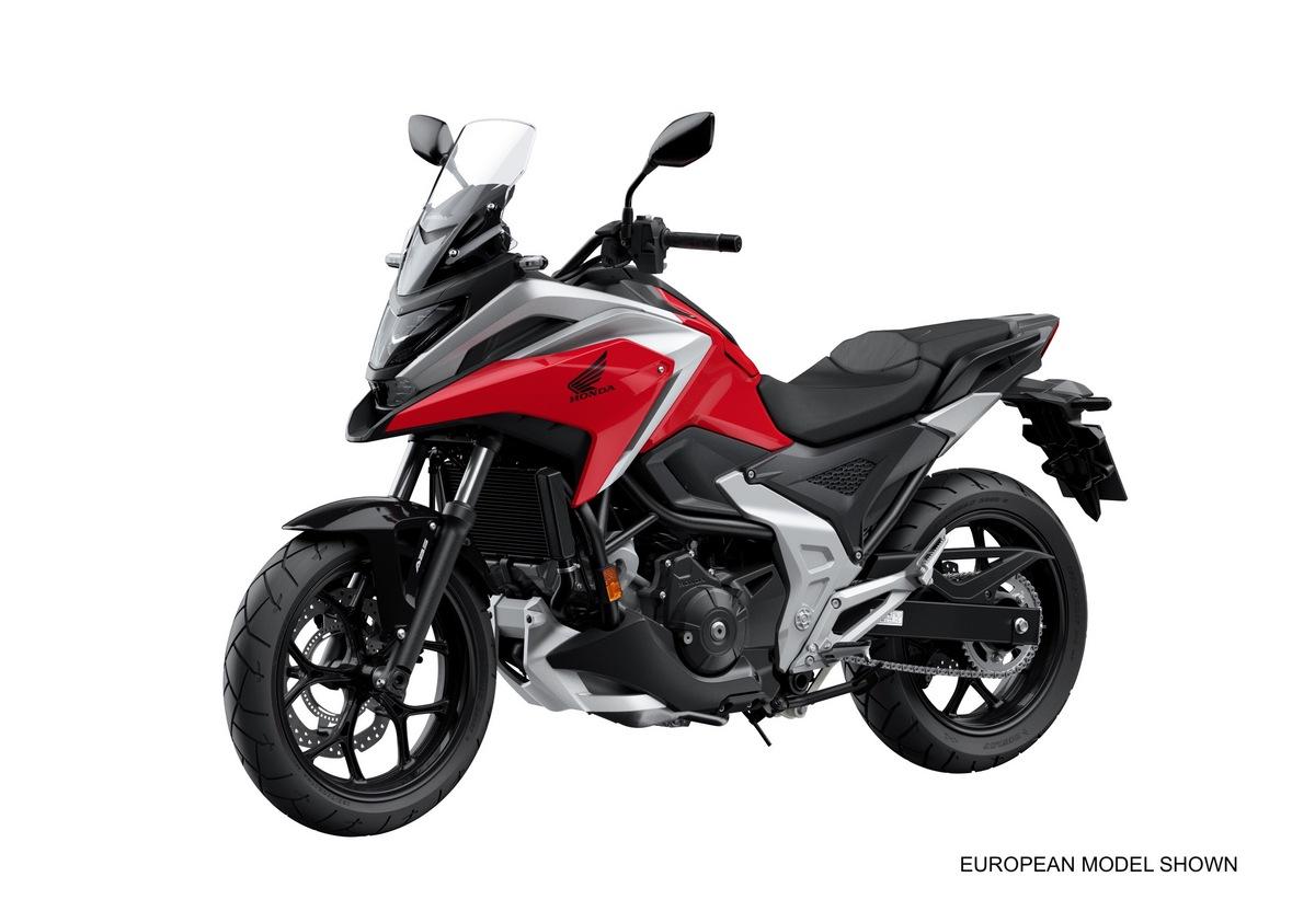2021 Honda NC750X LF34