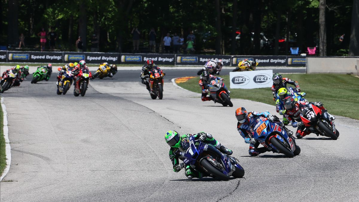 Motorcycle protection specialist R&G will return as an official partner of the 2021 MotoAmerica Championship.