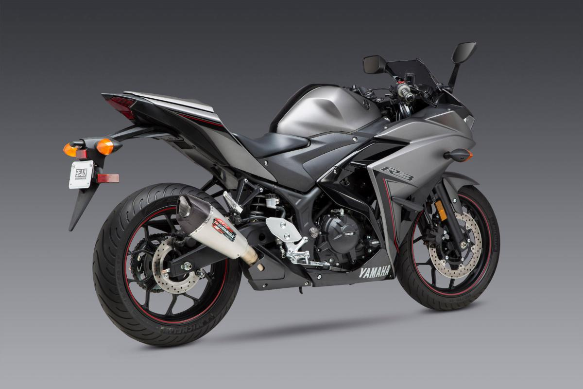 210312 Yoshimura Introduces AT2 Street Series Slip-on for Yamaha YZF-R3 (2)