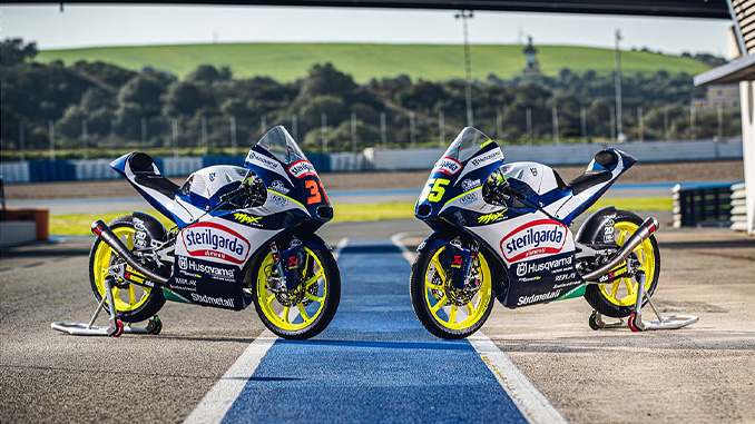 210319 ENGINES ON FOR HUSQVARNA MOTORCYCLES AND 2021 Moto3 (678)