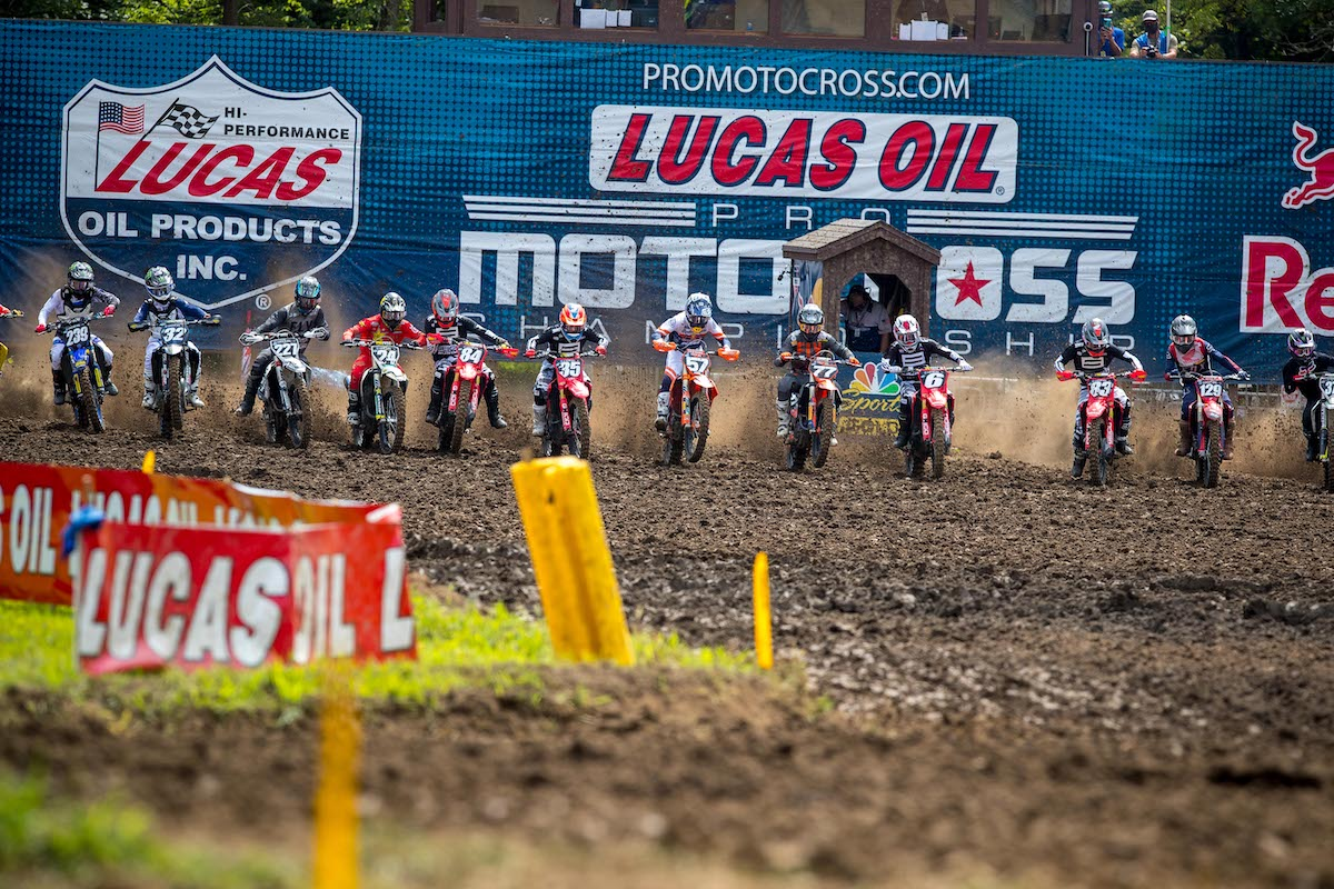 210323 Lucas Oil Production Studios will help bring the action to the passionate motocross audience