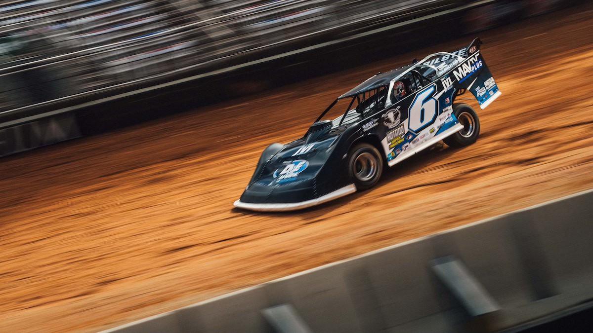 210323 MAVTV Motorsports Network to Sponsor Kyle Larson for Late Model Dirt Series (1)