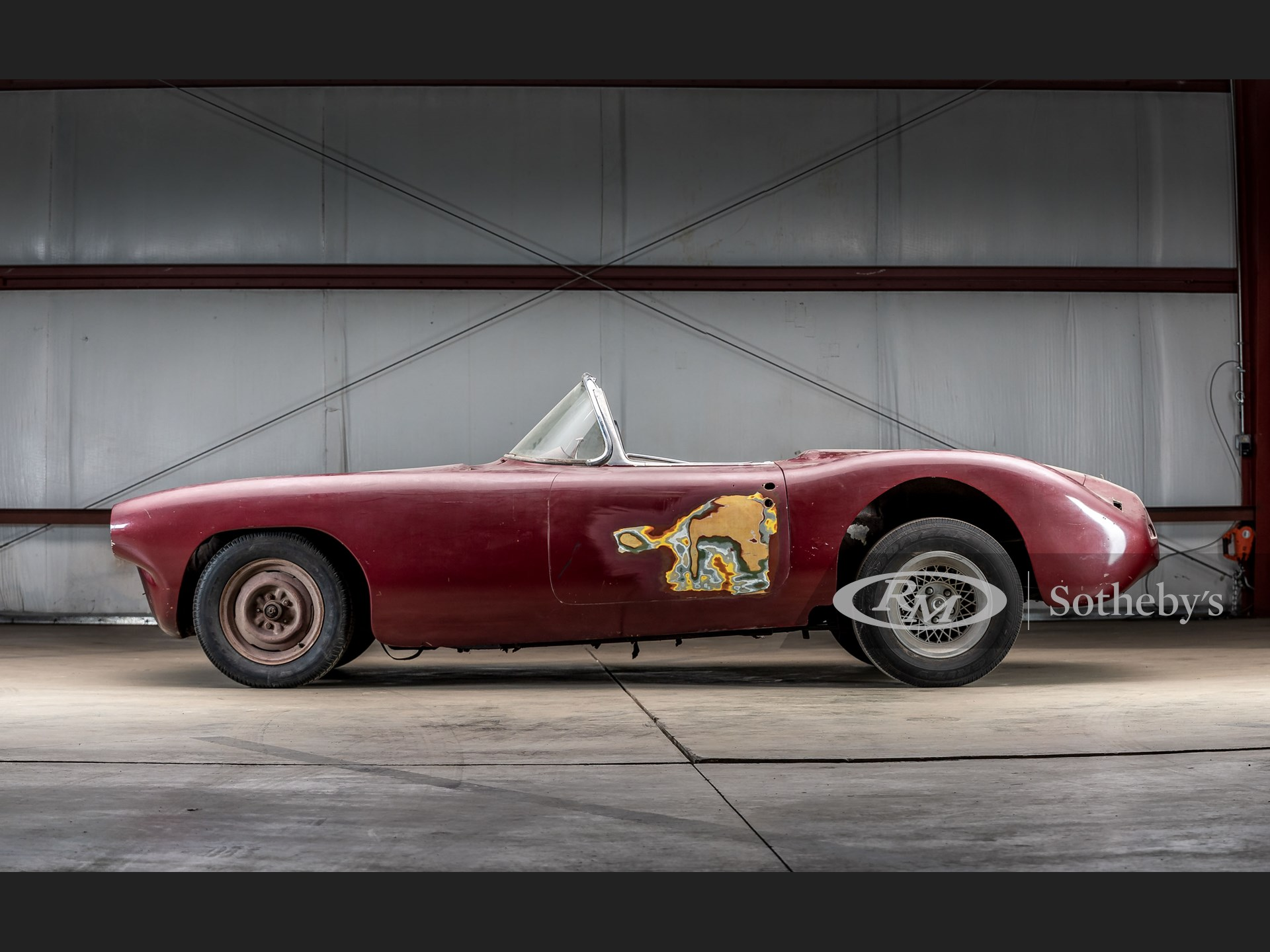 210326 1960 Chevrolet Corvette Le Mans (Credit – Theodore W. Pieper ©2021 Courtesy of RM Sotheby's) (1)