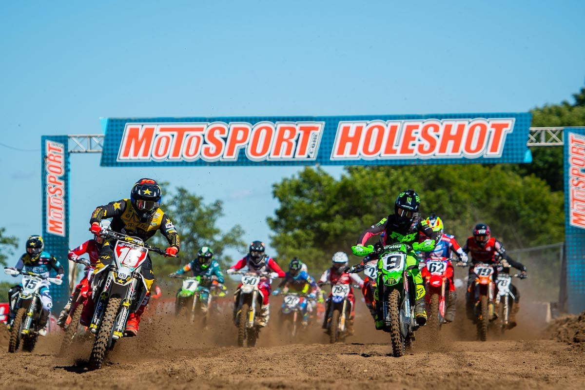 210330 The MotoSport.com Holeshot is arguably the most exciting and important element of any Pro Motocross moto