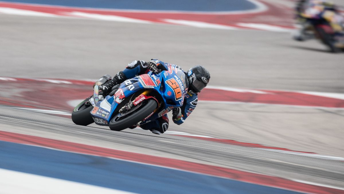2103331 Bobby Fong ended up the fastest of the fast at the two-day Dunlop Preseason Test at Circuit of the Americas