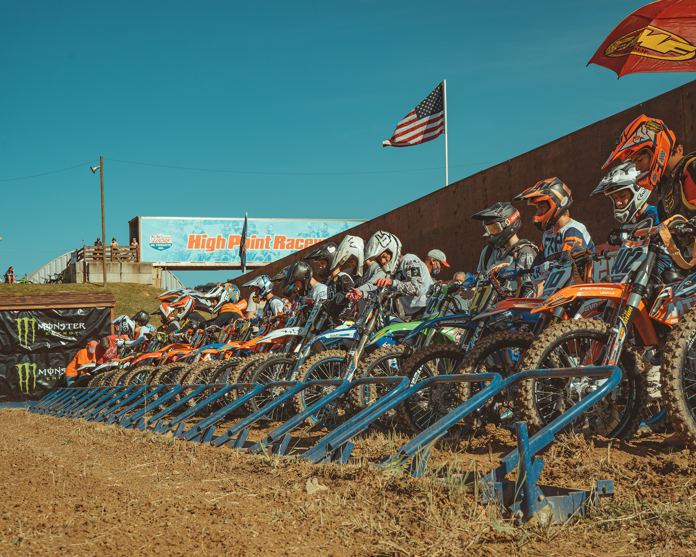 AMA Northeast Area Qualifier comes to High Point on the Road to Lorettas