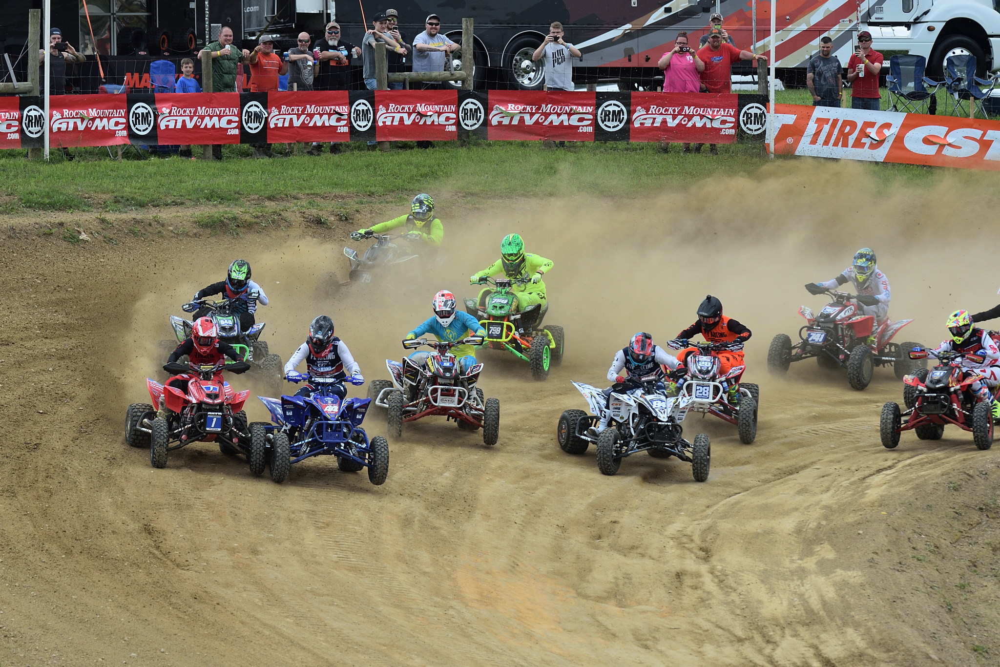 ATV Motocross returns to Pennsylvania for the first time since 2018