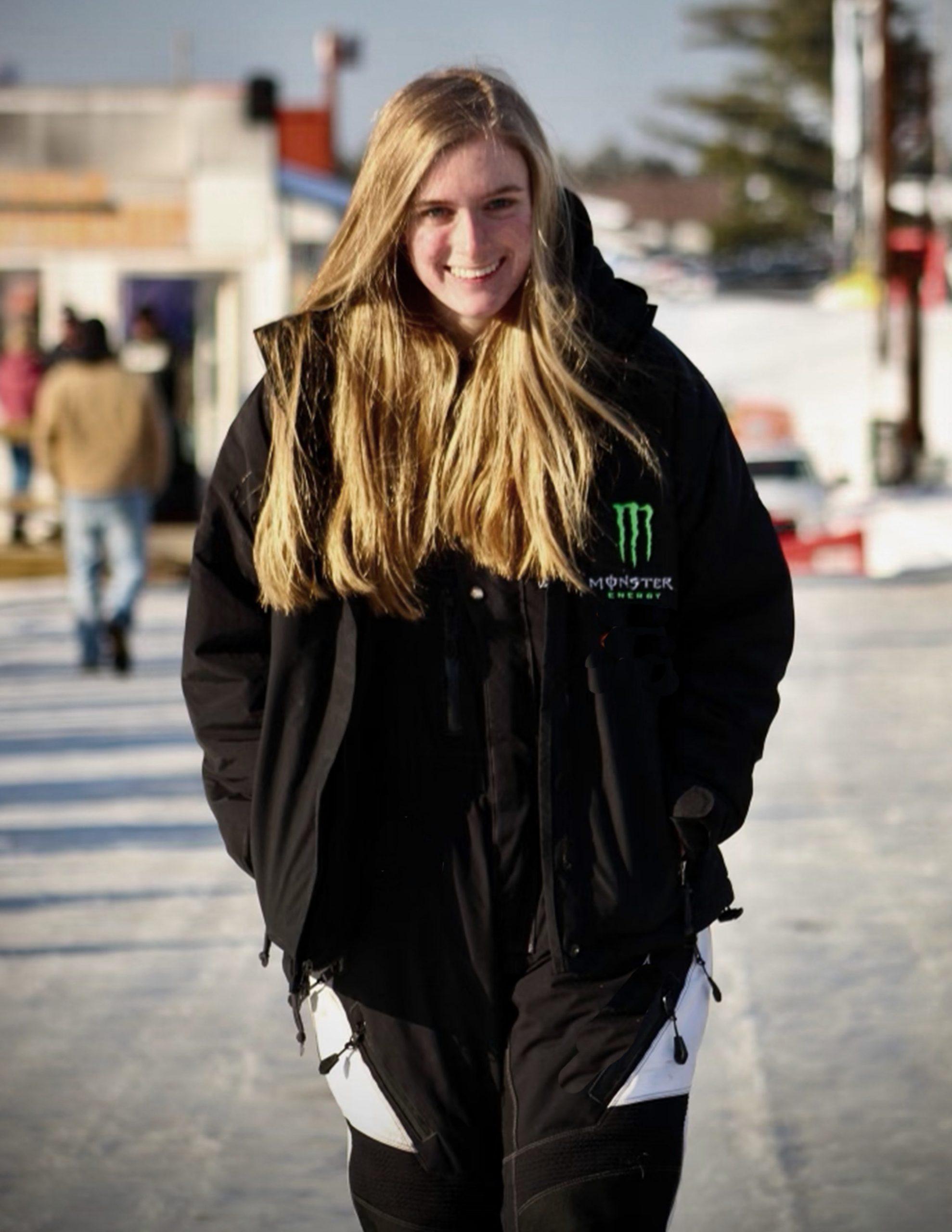 16-year-old Gray Leadbetter joins Monster Energy sponsored Greaves Motorsports Team.