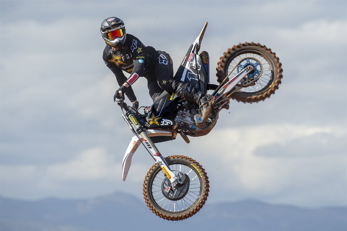 Jed Beaton - Rockstar Energy Factory Racing Husqvarna