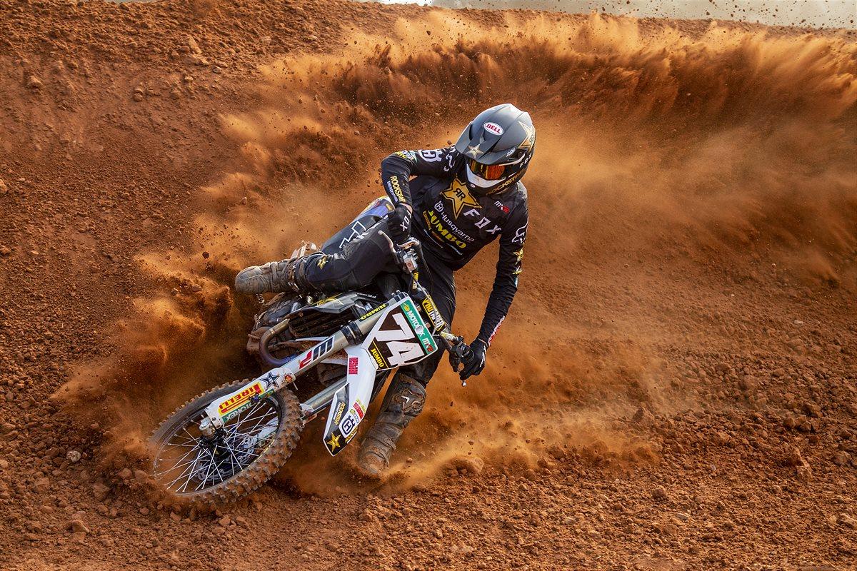 Kay de Wolf - Rockstar Energy Factory Racing Husqvarna