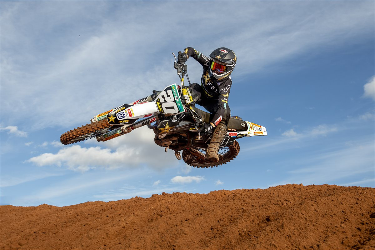 Maxime Grau - Rockstar Energy Factory Racing Husqvarna