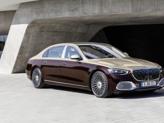 Mercedes-Maybach S-Class (678)