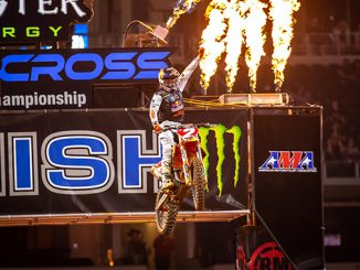 Webb Captures Another 450SX Class Win in Texas (678)
