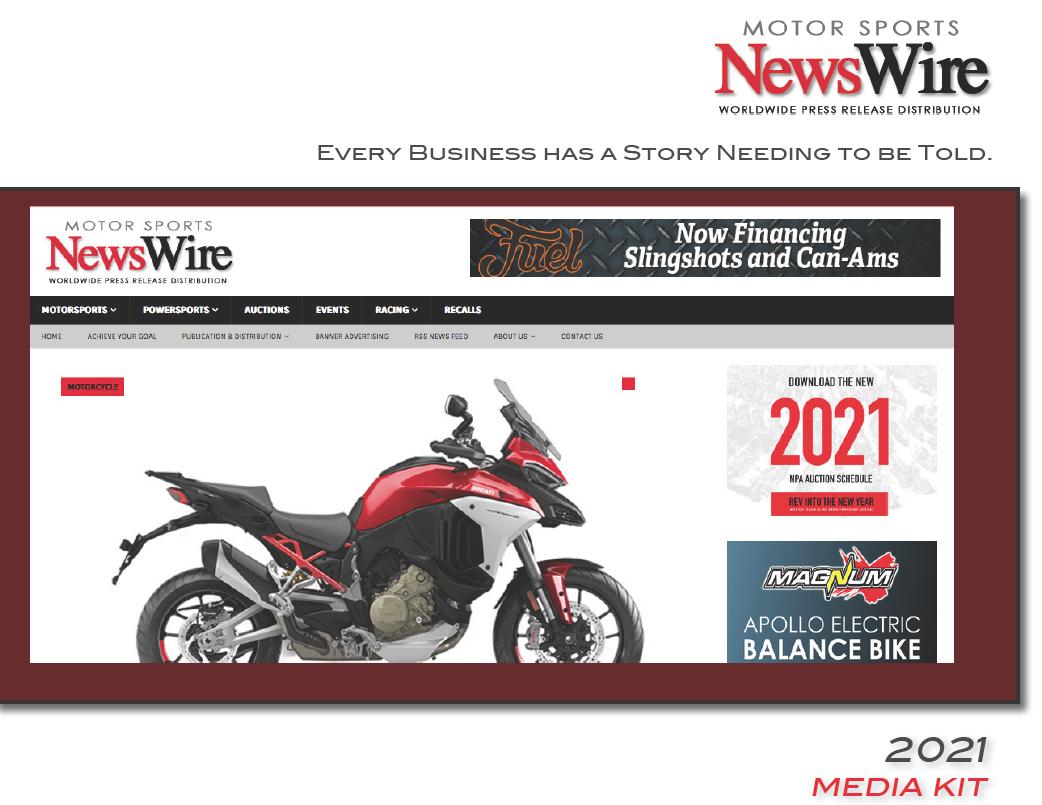 2021 MSN media Kit cover