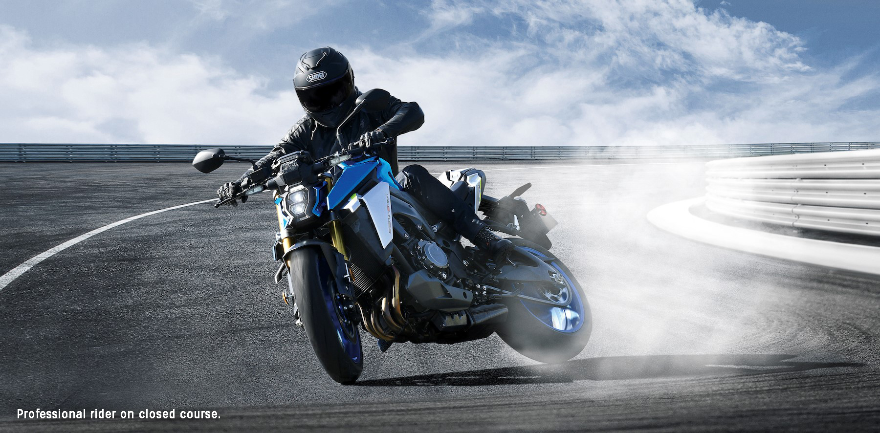 2022 Suzuki GSX-S1000 delivers the perfect balance of performance, agility, and style