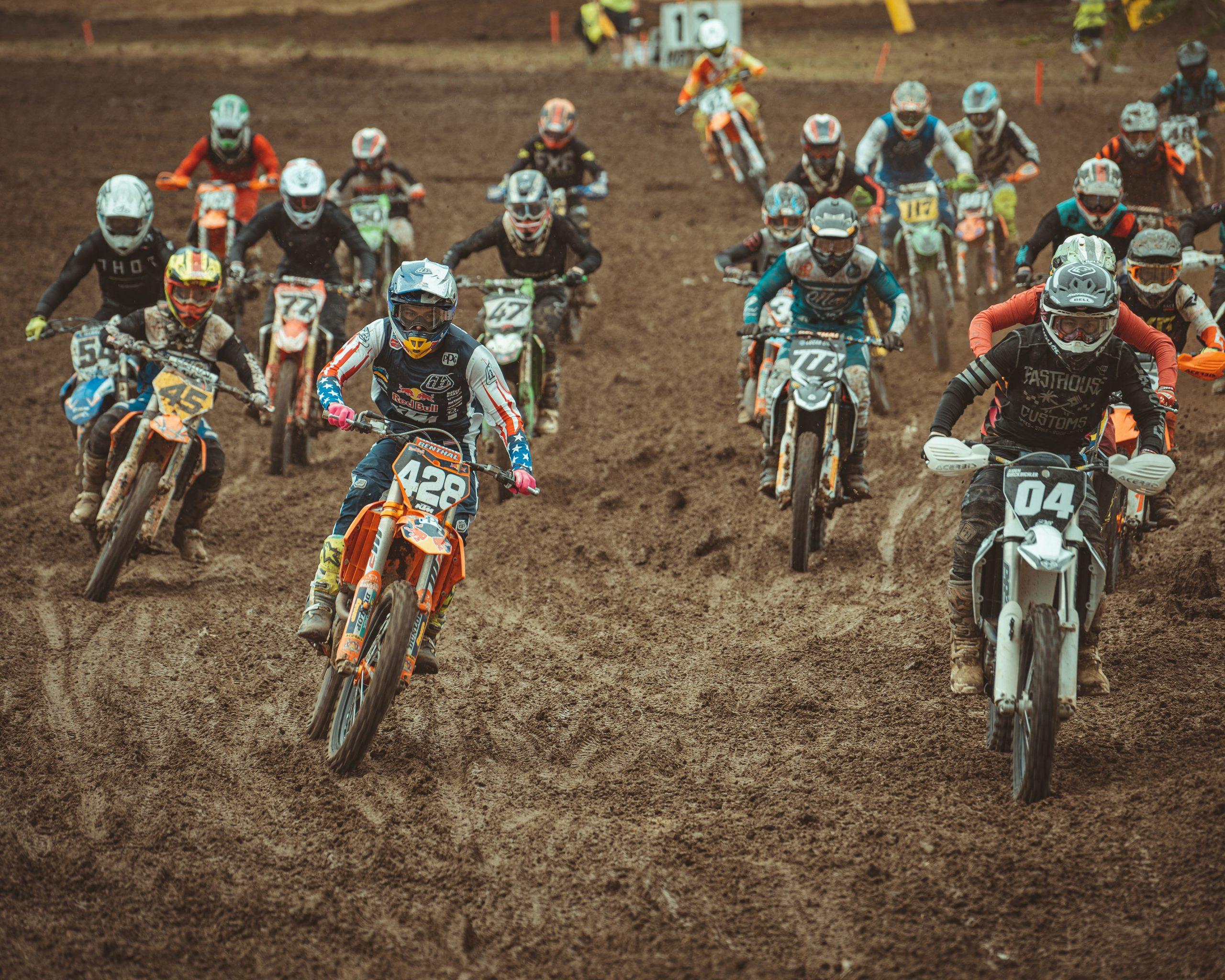 210401 The AMA Mid-East Loretta Lynn Area Qualifier will kick off the 2021 Ironman Raceway season