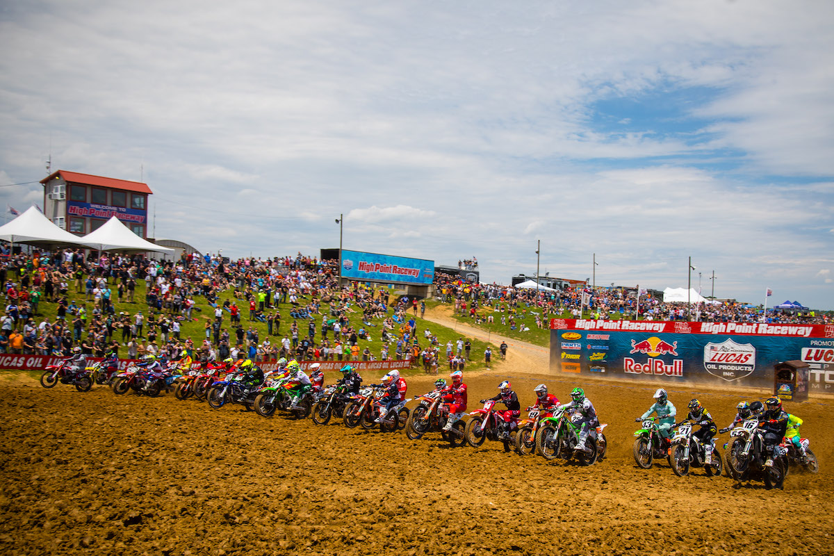 210401 Tickets to the championship's anticipated return to High Point Raceway are now on sale