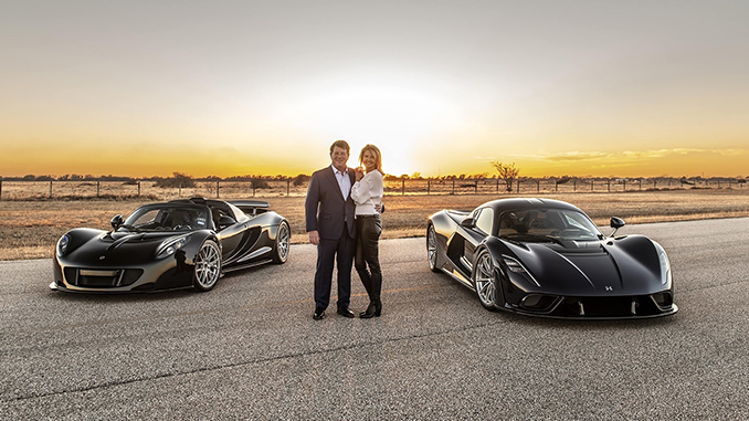 210407 Hennessey celebrates 30 years of making fast cars faster (678)
