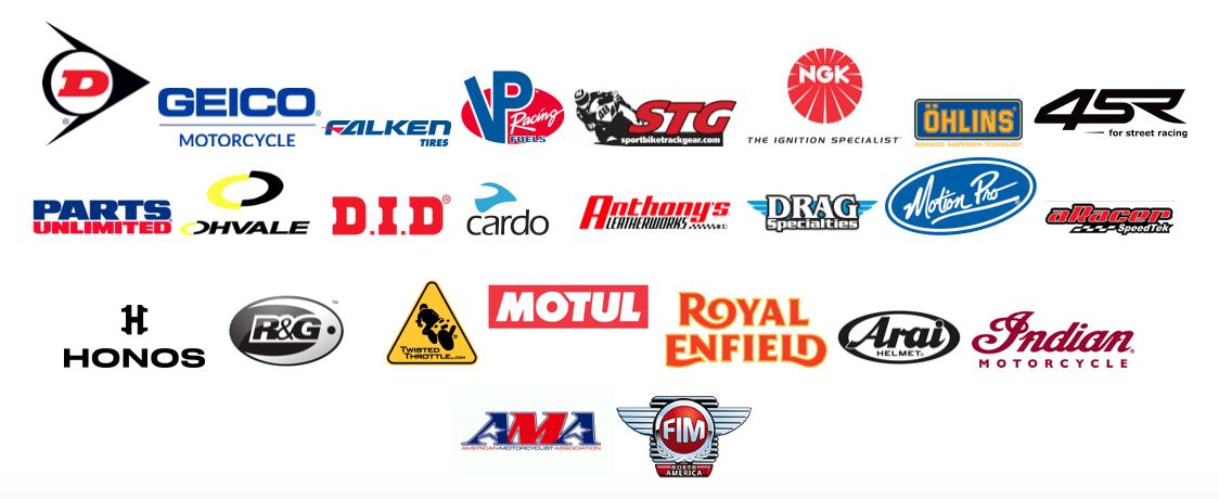 210407 MotoAmerica sponsor logos