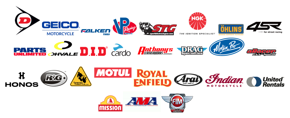210412 MotoAmerica sponsor logos