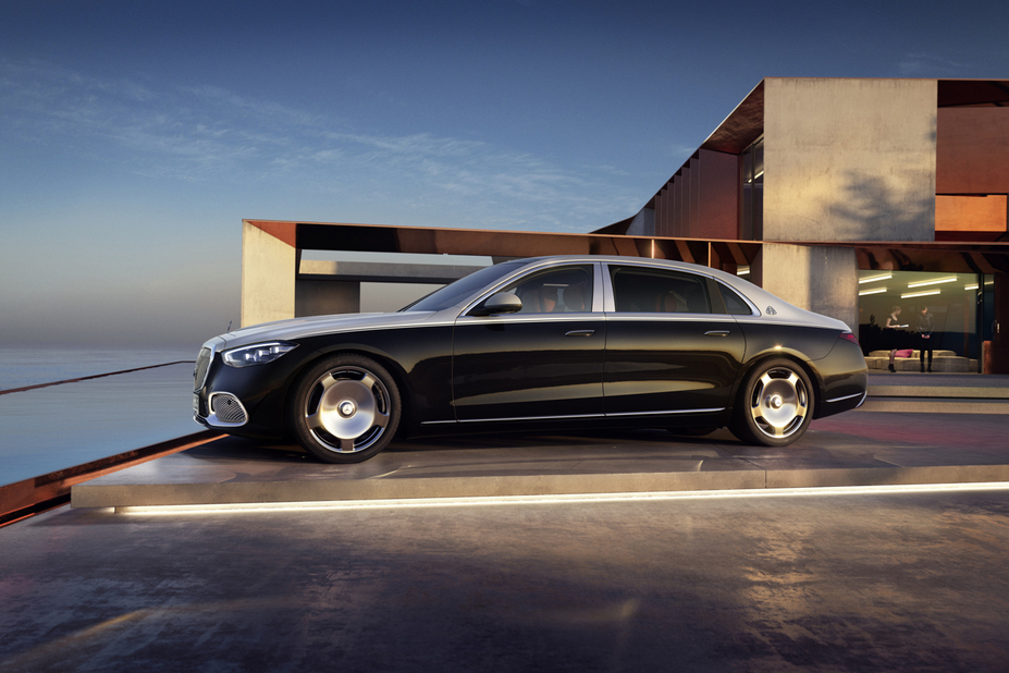 210413 100 years of Maybach Automobiles 1921-2021 (1)