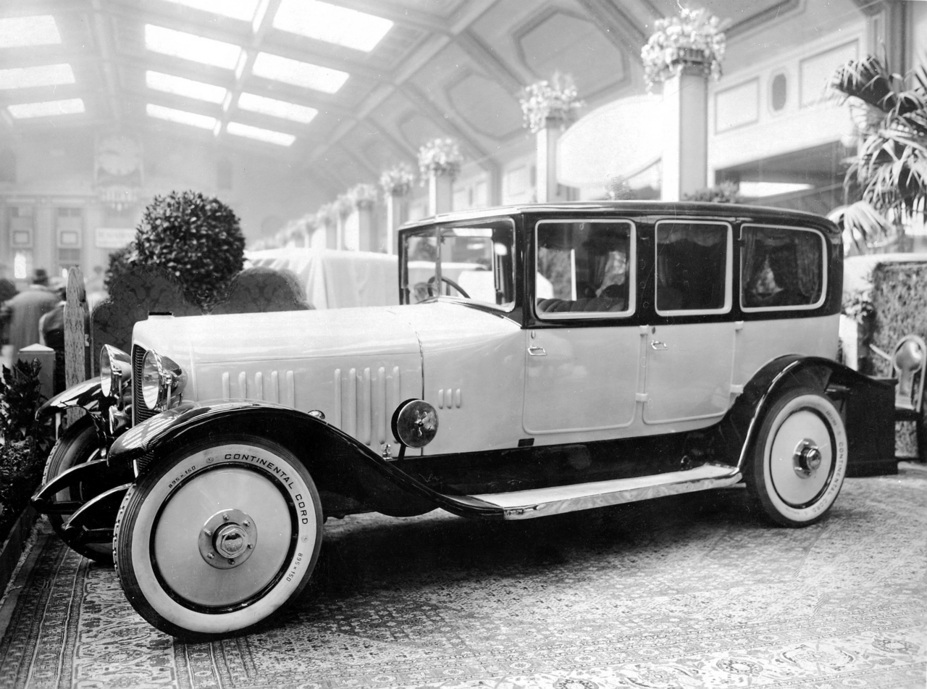 210413 100 years of Maybach Automobiles 1921-2021 (2)