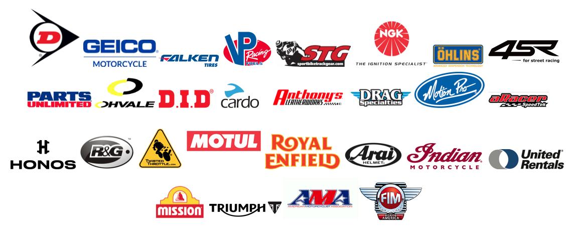 210414 MotoAmerica sponsor logos
