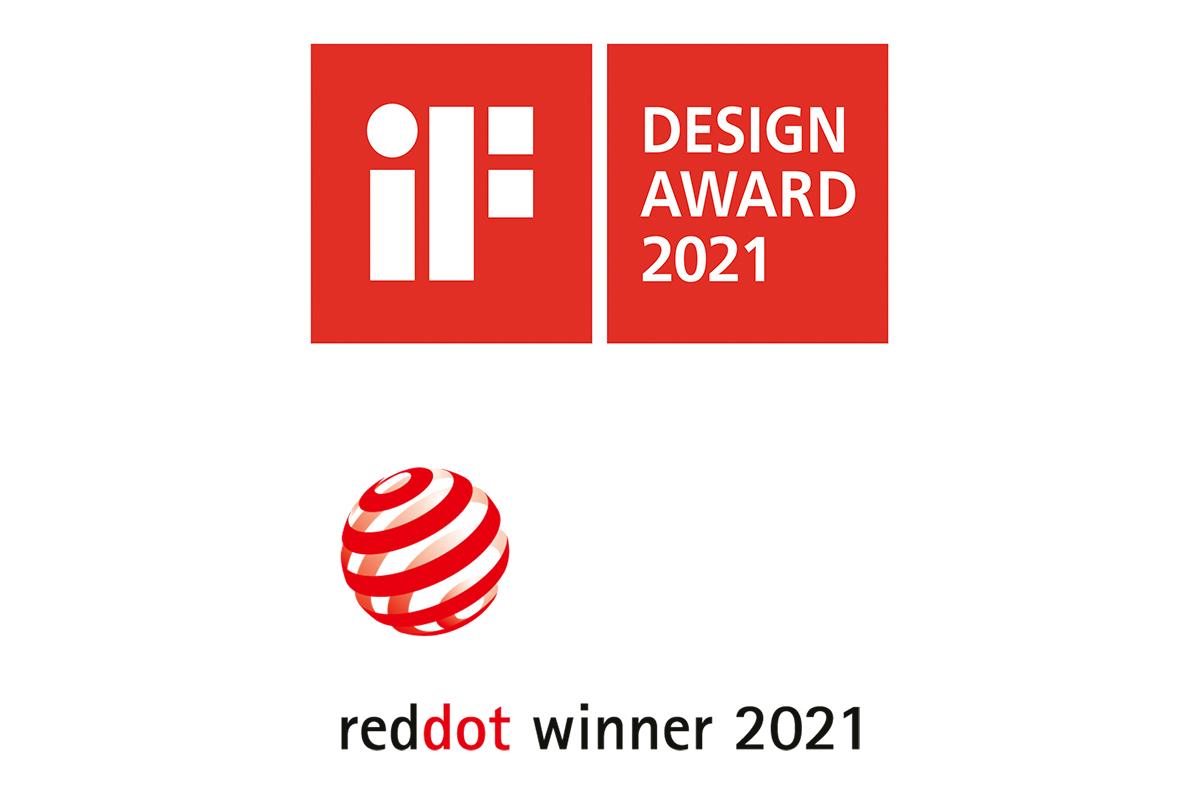 210414 Red Dot Winner 2021