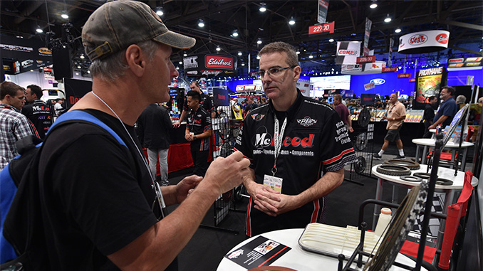 SEMA Show exhibitors are demonstrating their excitement for the 2021 SEMA Show by securing booth space