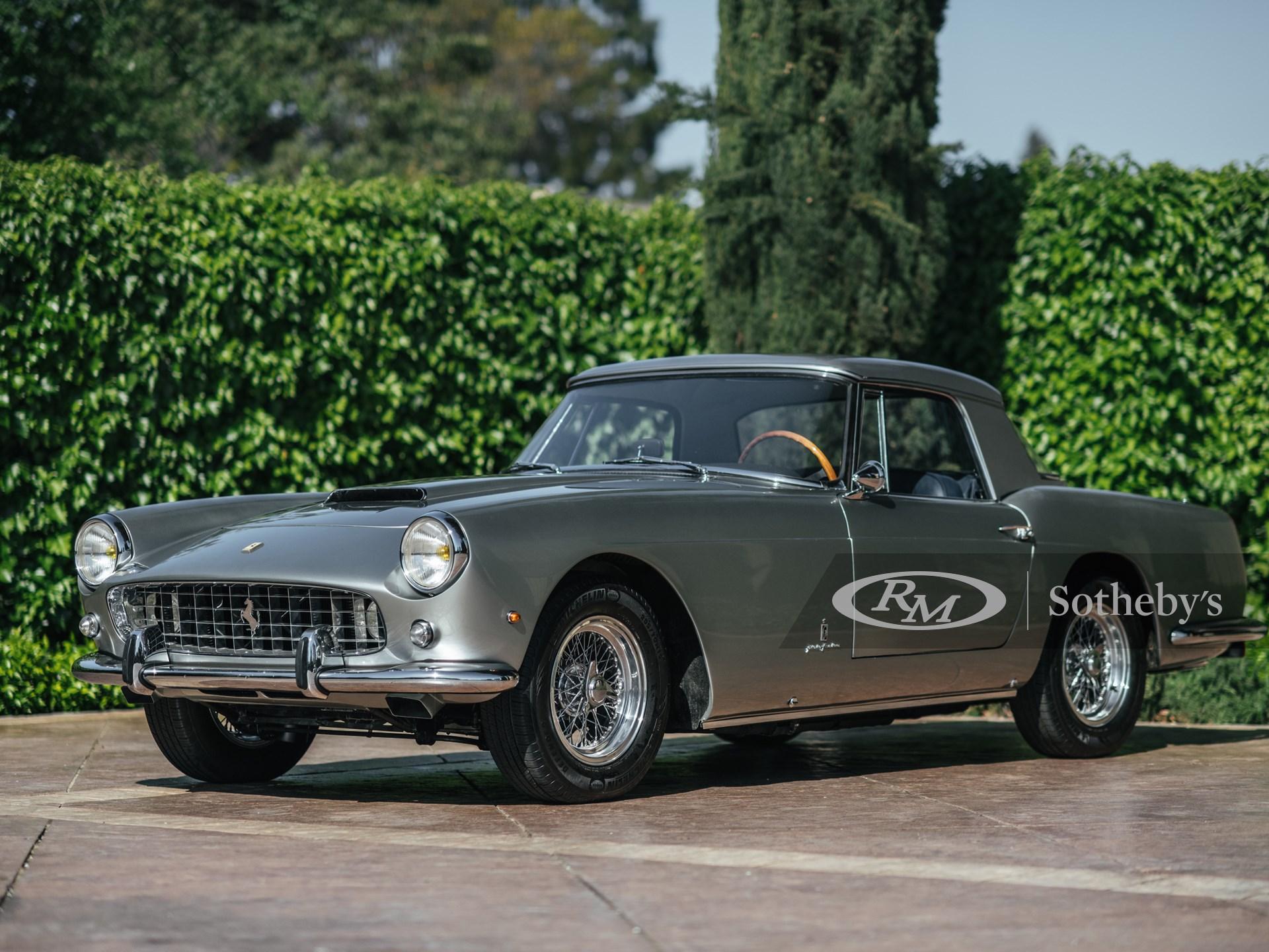 210427 RM Sotheby's Amelia Island Auction - 1961 Ferrari 250 GT Cabriolet Series II