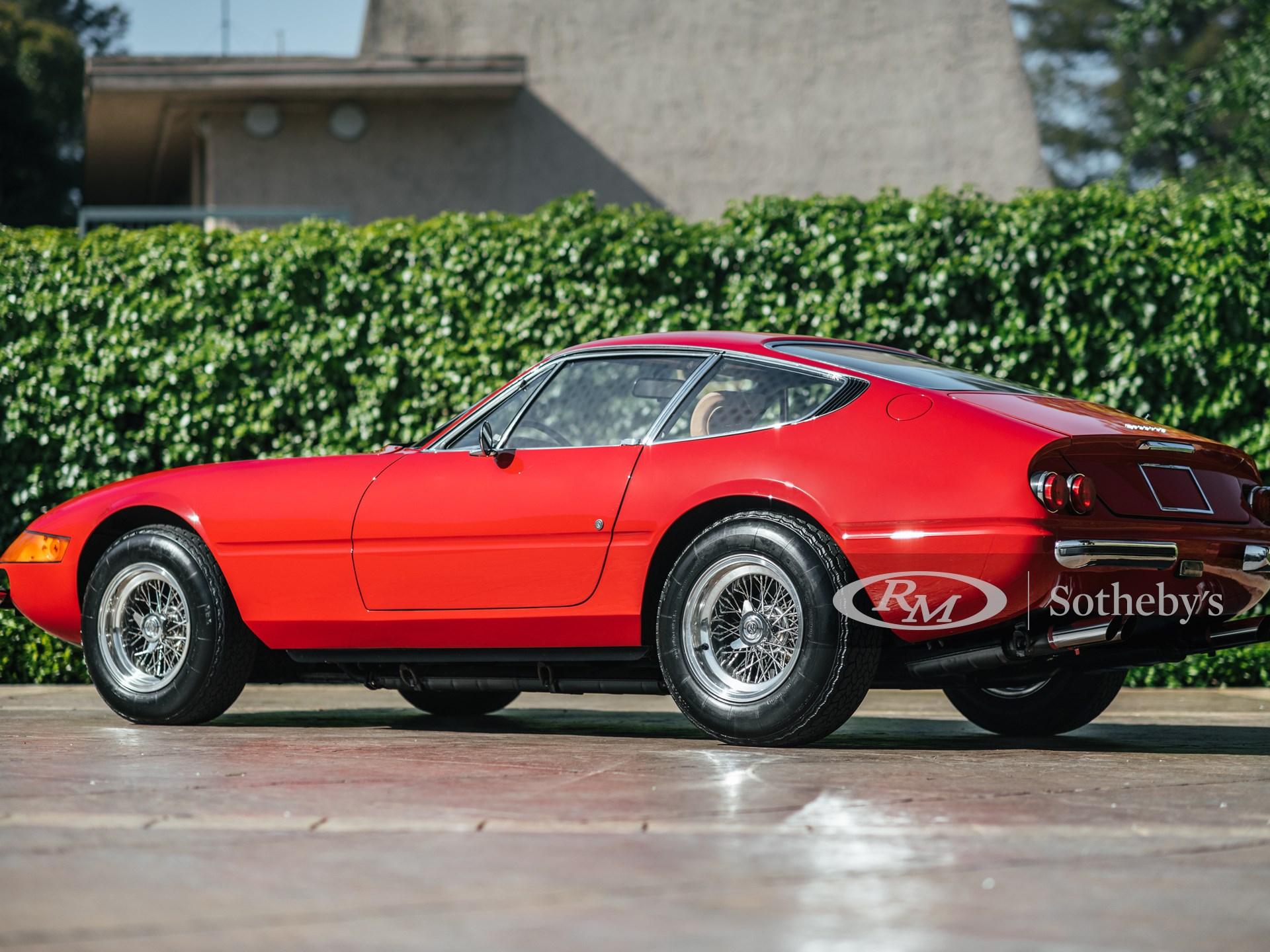 210427 RM Sotheby's Amelia Island Auction - 1972 Ferrari 365 GTB 4 Daytona Berlinetta