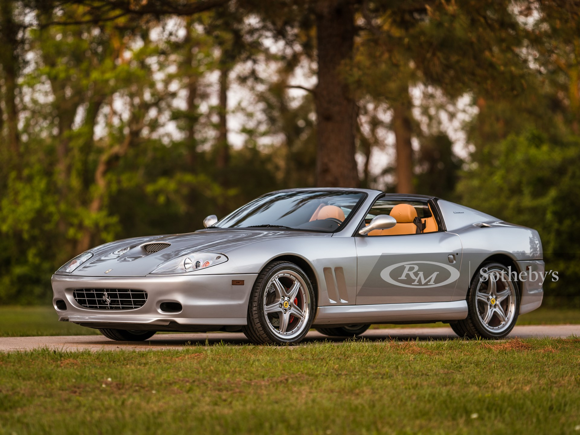 210427 RM Sotheby's Amelia Island Auction - 2005 Ferrari Superamerica