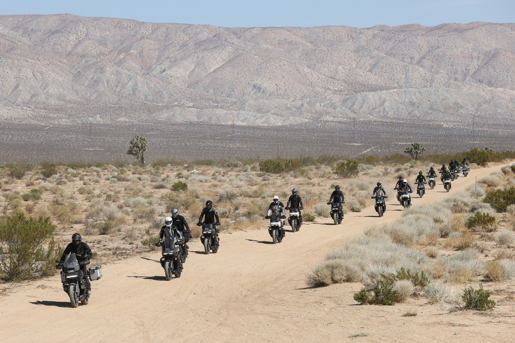 210429 Zakar is situated on 100 acres in the Mojave Desert, ideal for product launches