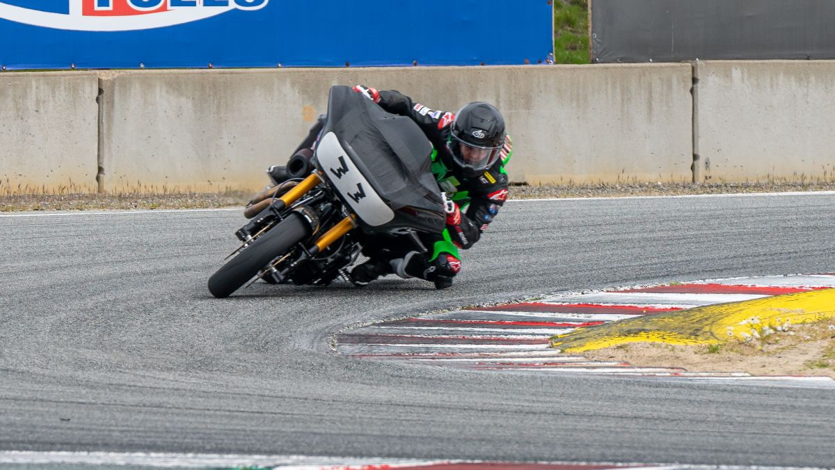 210430 Harley-Davidson is now an official partner of MotoAmerica