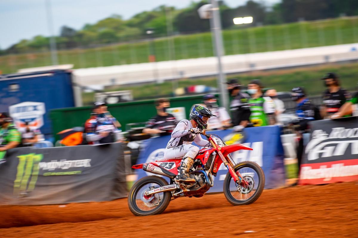 Chase Sexton - Atlanta 3 Supercross