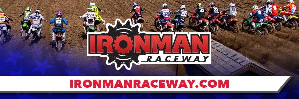IronMan Raceway banner