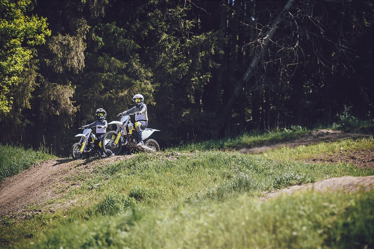 Husqvarna Minicycles 2022