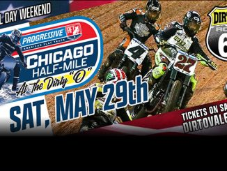 Progressive American Flat Track Racing Set to Invade Dirt Oval at Route 66 (678)