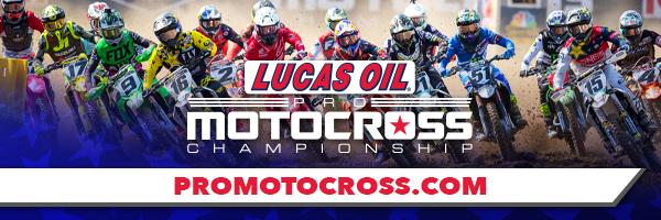 2021 Lucas Oil Pro Motocross banner