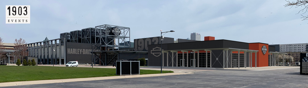 210510 Harley-Davidson Museum Announces New Event Space - Campus-View-Rendering
