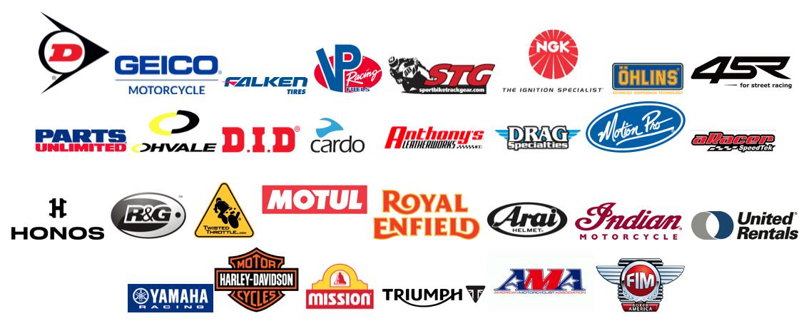 210514 MotoAmerica sponsor logos