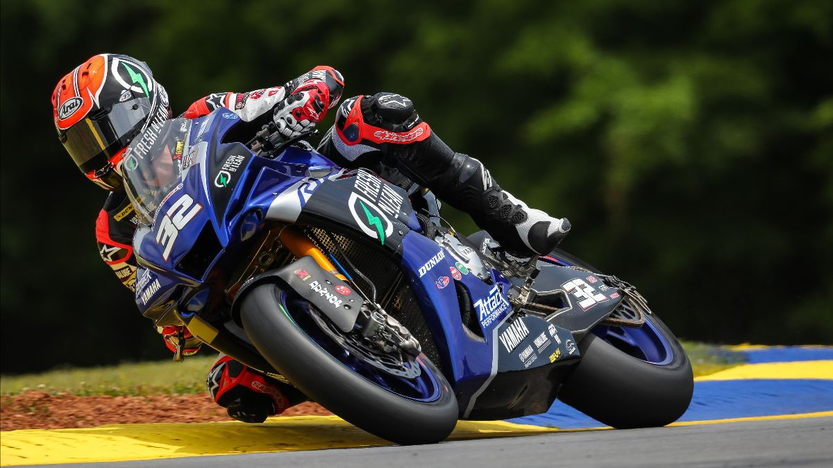 210514 Yamaha is now an official partner of the 2021 MotoAmerica Series.