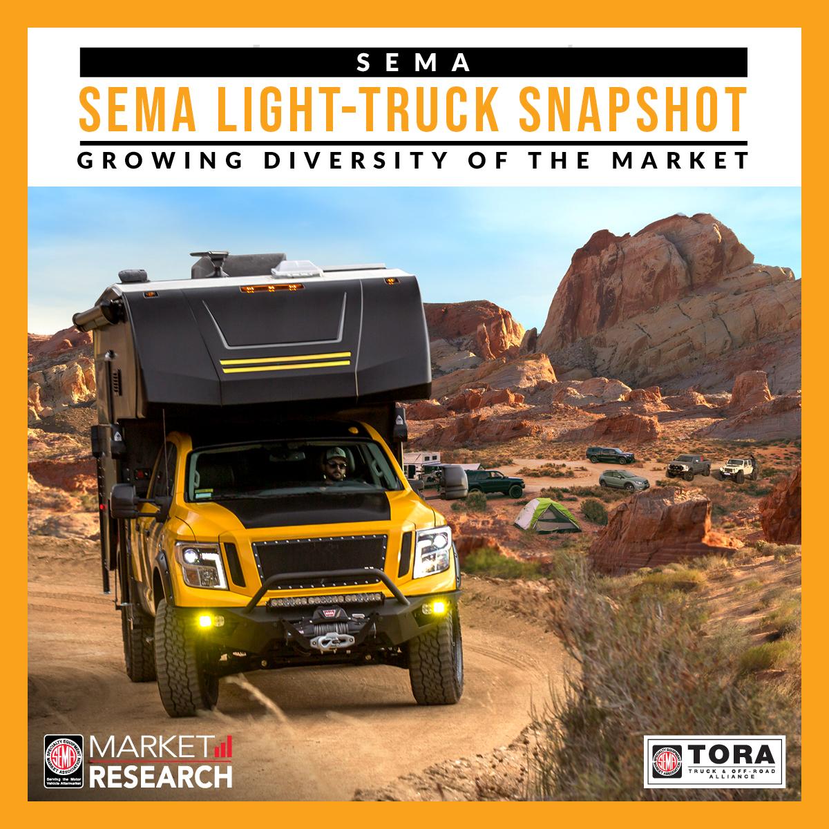 210517 SEMA's new Light-Truck Market Snapshot report