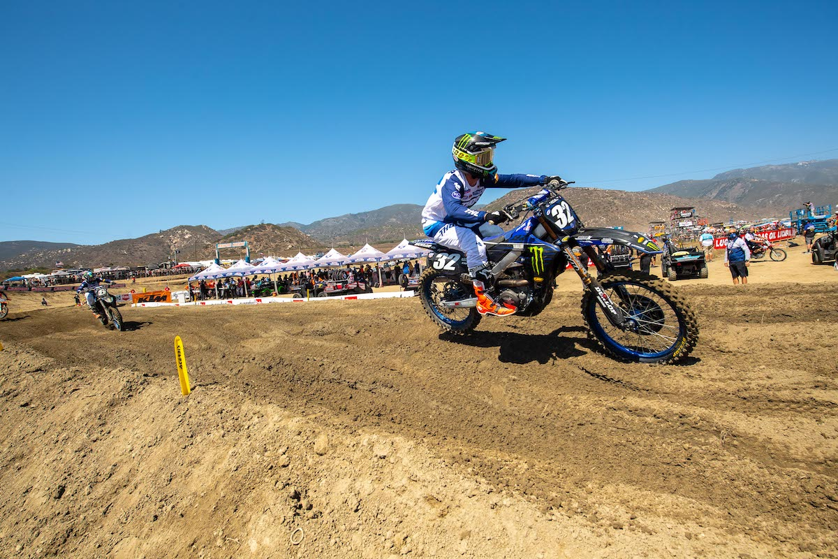 2105230 Justin Cooper rounded out the overall podium in third