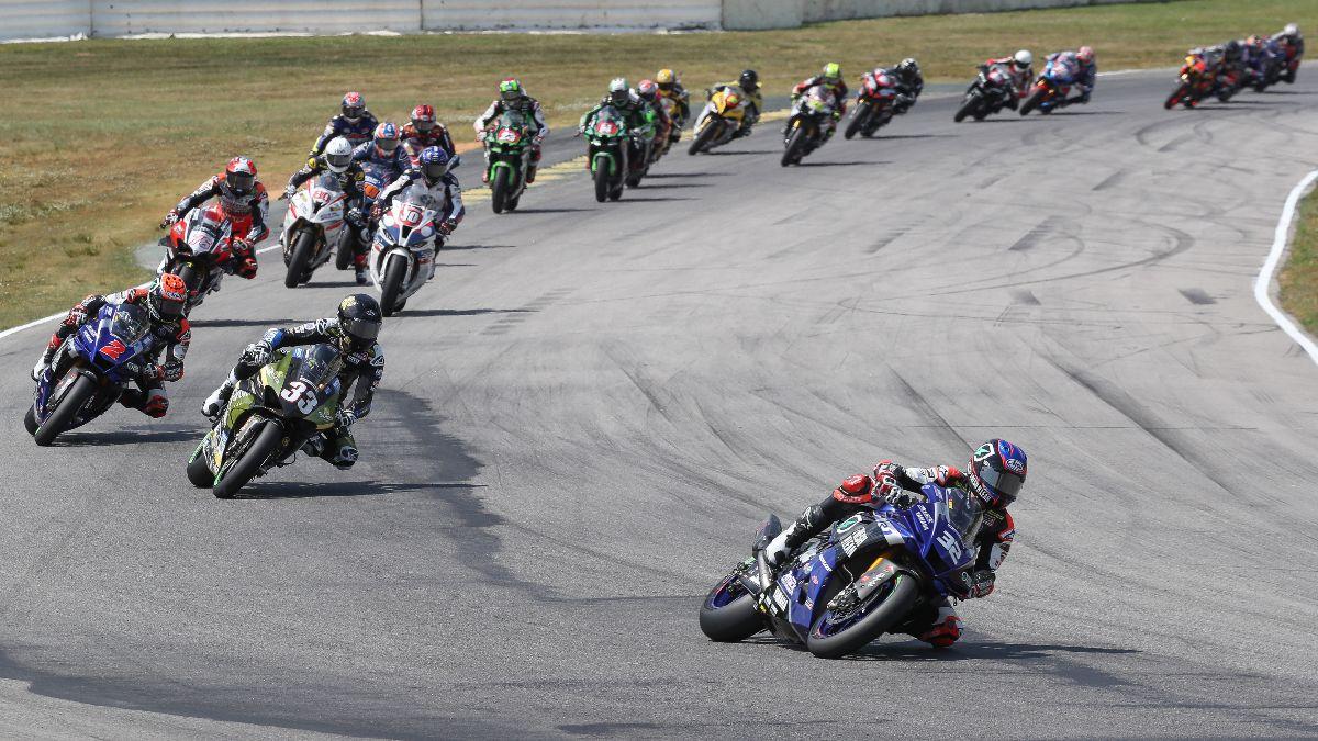 210524 2021 MotoAmerica Superbike Championship at VIR