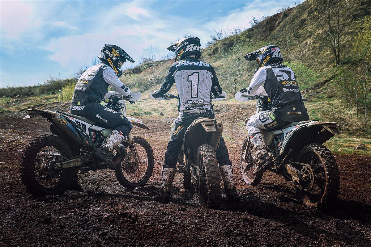 Rockstar Energy Husqvarna Factory Racing - FMF Partnership-1
